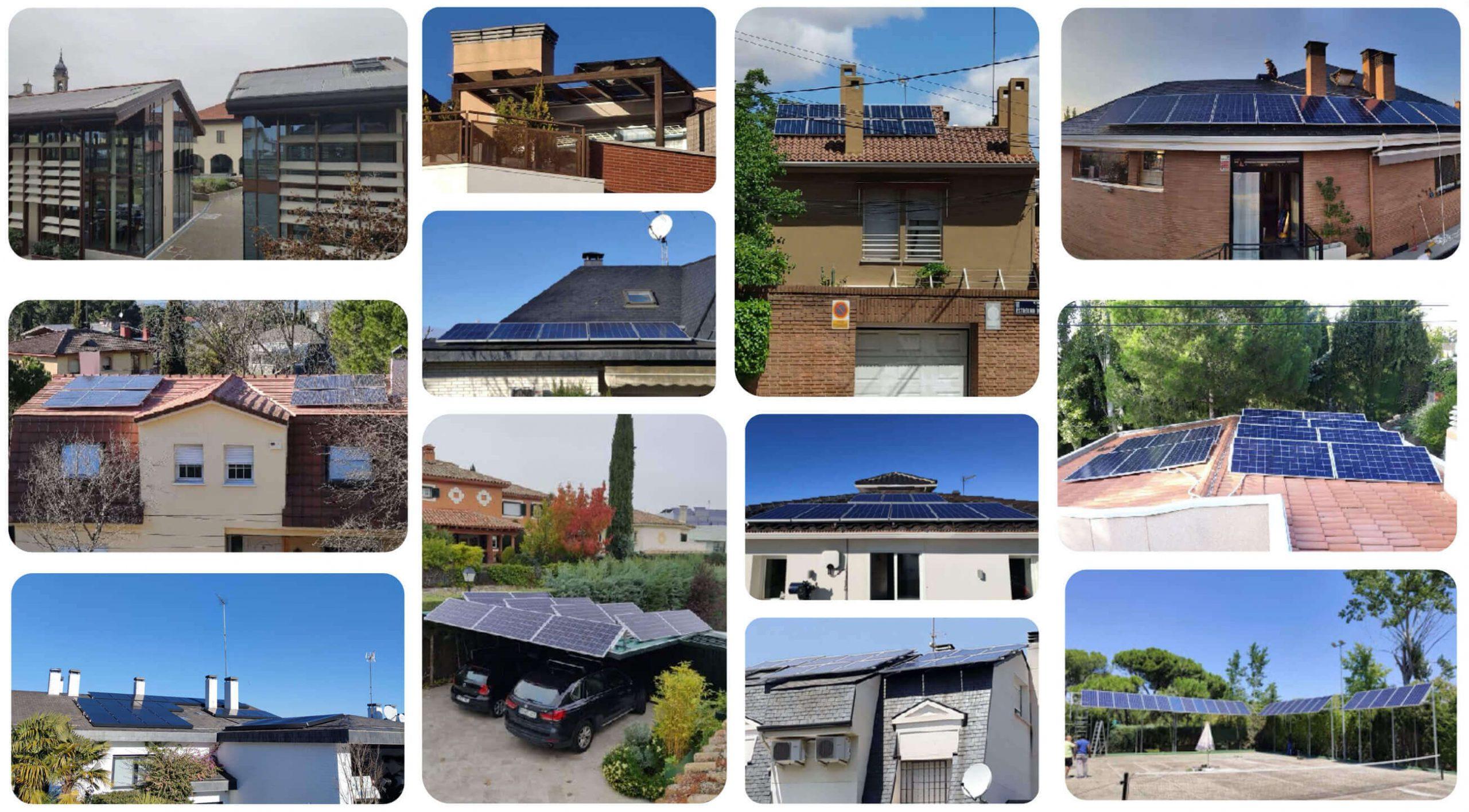 instalaciones electricidad solar viviendas